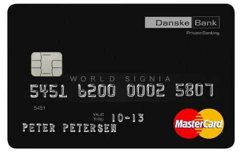 Activate Danske Bank Debit Card