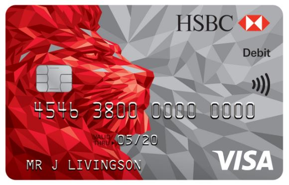 HSBC Debit Card Activation
