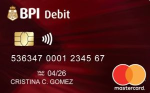 Activate BPI Debit Card