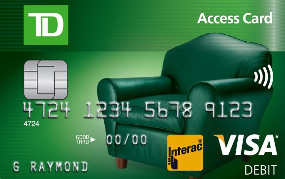 Activate TD Bank Debit Card