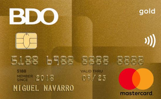 BDO Debit Card Activation