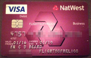 Natwest Card Activation