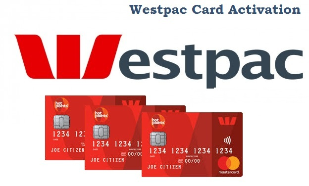 Westpac-Card-Activation