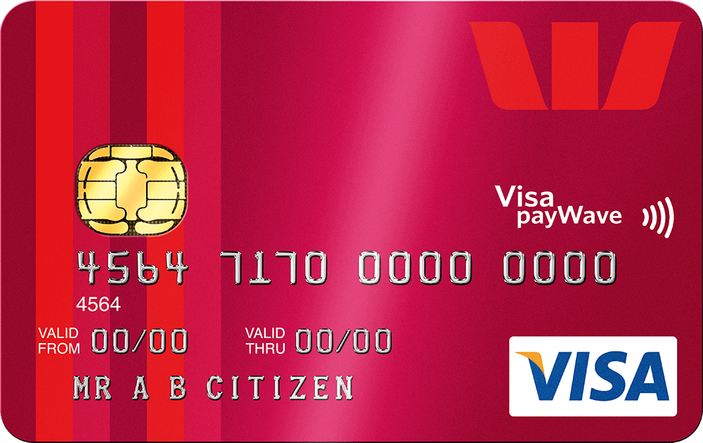 westpac debit card activation