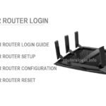 Netgear Router Login | www.routerlogin.net