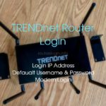 TRENDnet Router Login