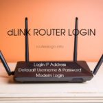 D-Link Router Login | dLink Modem Login